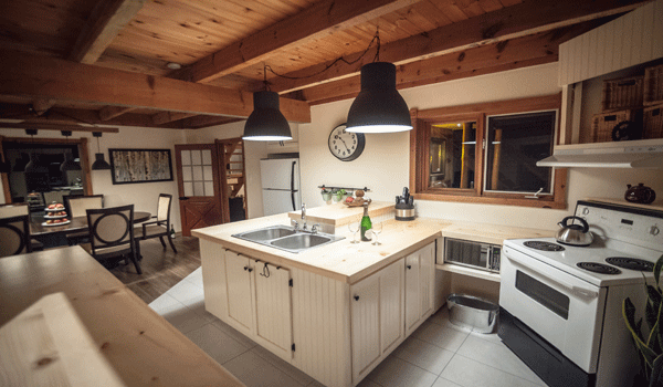 The Chic Chalet des Chutes